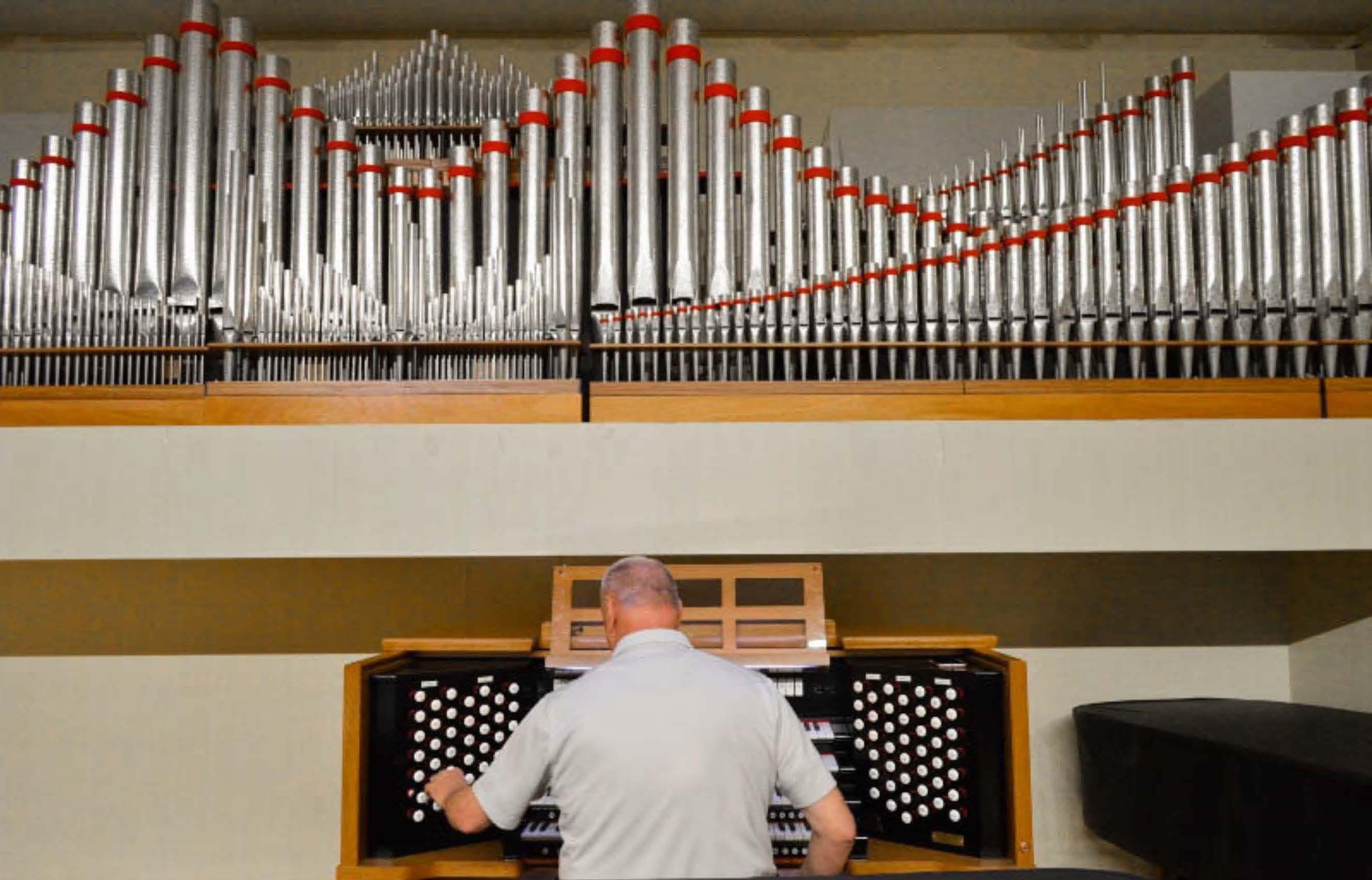 Rodgers Organ Seminar at the Beijing International Organ and